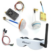1000wm 600wm 500wm 300wm Wireless AV Transmitter For Goggle 2 FPV 5.8G Video Eyewear Glasses for DIY FPV Racer Drone Qoadcopter