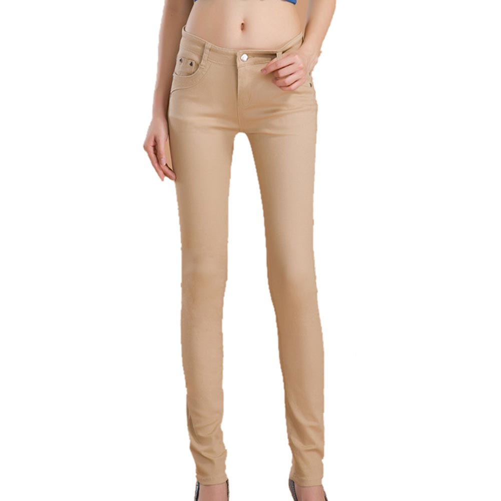 Popular Stretch Khaki Pants-Buy Cheap Stretch Khaki Pants lots ...