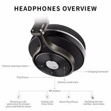 Bluedio T3 Bluetooth headphones BT4.1 stereo and rich bass Bluetooth headset