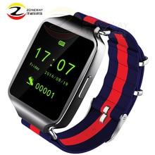 2pcs new Smart Watch L1 Stainless Steel IPS Screen MTK2502C Reloj Inteligente For IOS Android Phone Intelligent Wristwatch