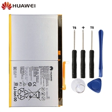 Original Replacement Tablet Battery For Huawei MediaPad M2 10.1 flat cell M2-A01L M2-A01W HB26A5I0EBC Authenic 6660mAh