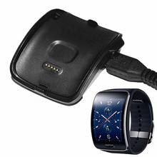 New 5V Charging Stand Black Dock Clock Charger Cable For Sam