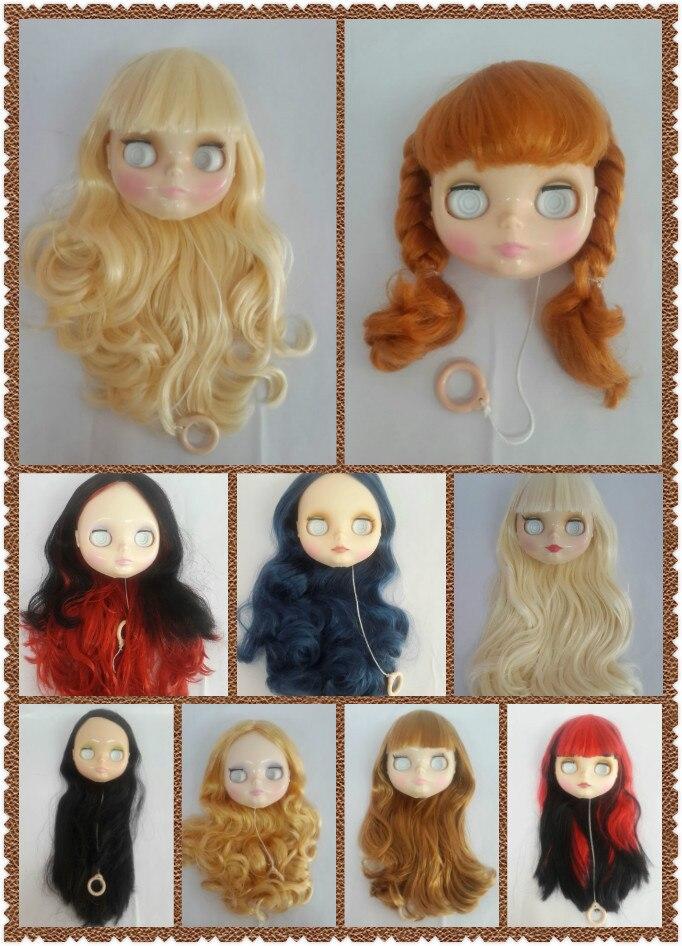 Blyth doll head For DIY Change BDH S06
