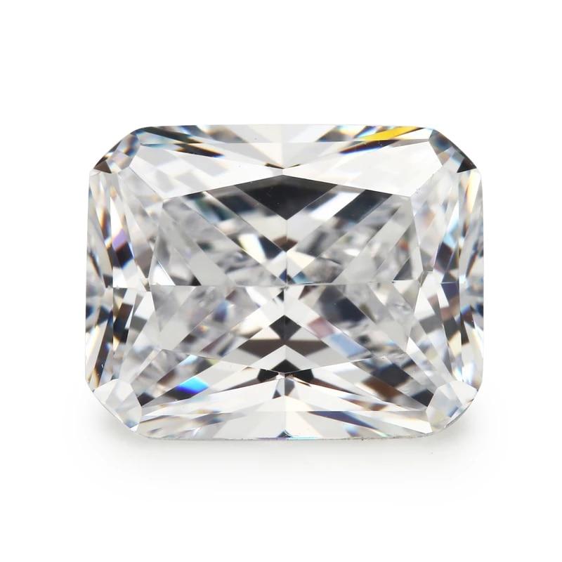 Details about  /Size 4X6~13x18mm Octangle Shape Orange 5A Loose Cubic Zirconia CZ Stone
