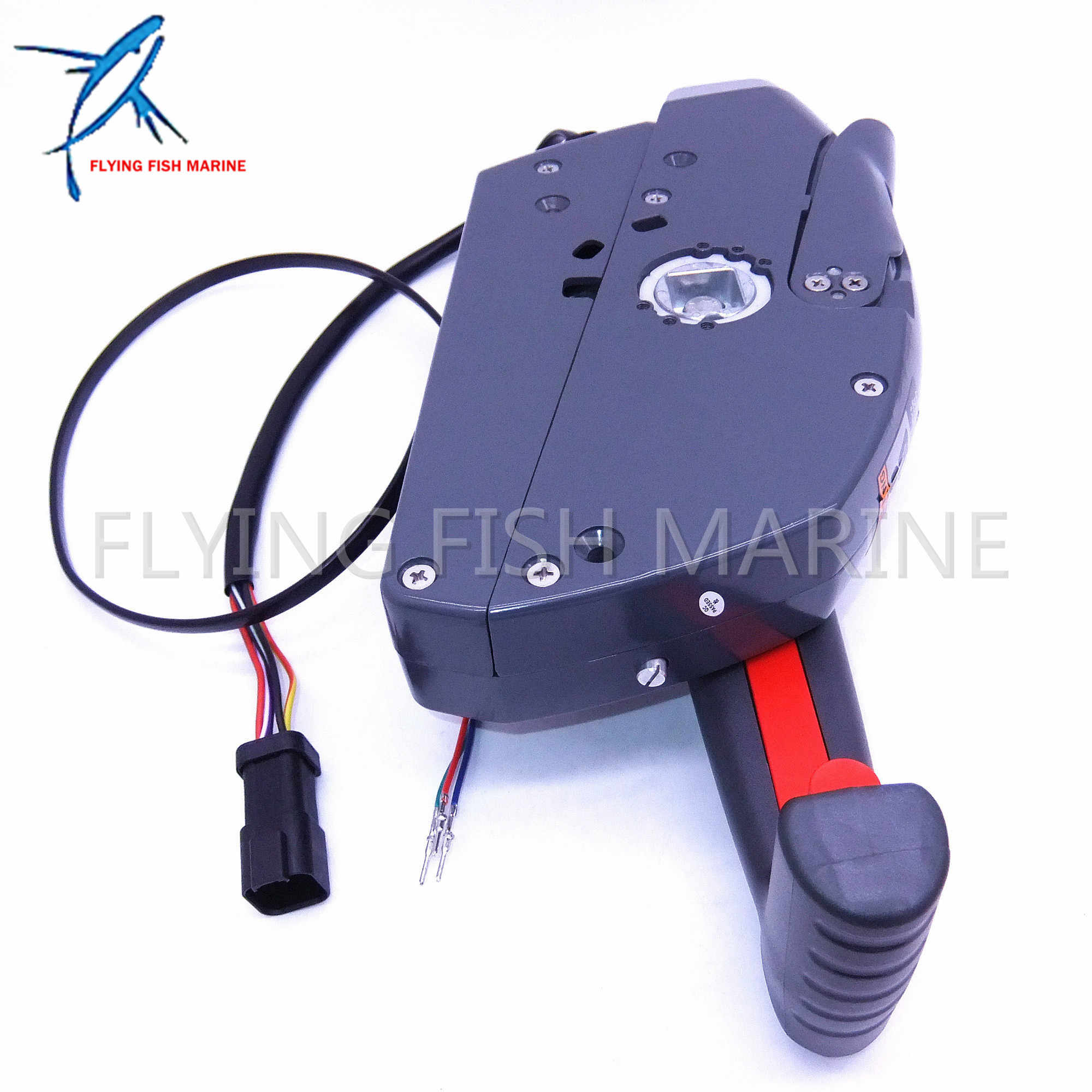 bb5a5bf5f3838 ... 5006180 Boat Motor Side Mount Remote Control Box for Johnson Evinrude  OMC BRP Outboard Engine ...