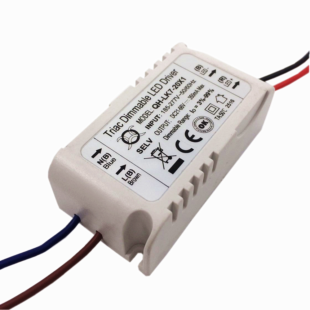 10 Pcs Isolation 20w Ac185 277v Dimmable Led Driver 7 20x1w 300ma 3 Circuit 3w Triac Constant Current Buy 99 Dc21 66v Constantcurrent For Ceiling Lamp In Lighting Transformers From Lights
