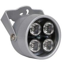 CCTV 4 Array ИК Led свет видеонаблюдения ИК-Открытый водонепроницаемый ночного видения для видеонаблюдения Камера IP-камера