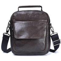Business Men Bag Newest Fashion Genuine Leather Shoulder Bags Handbag Casual Messenger Bag Men S Waterproof