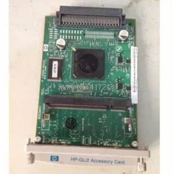 100% test 90%new original GL/2 Card Formatter Card FOR HP DesignJet HP 510 CH336-80001 CH336-67001  CH336-60001 new original formatter main logic board for hp designjet z3100 z3100ps q5670 67001 q6660 61006 q5670 60011 q5669 60175 67010