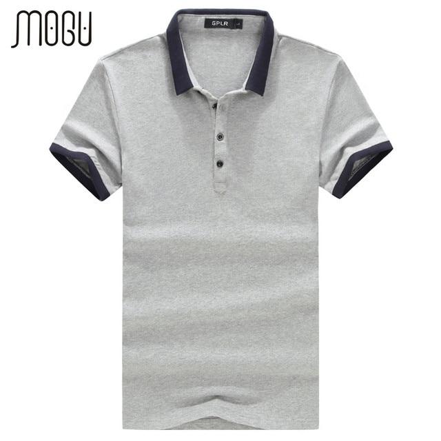 Summer 2016 New Arrival Short Sleeve Polo Shirt Men Plus Size 5XL 6XL Casual Slim Polo Men Cotton Plain Color