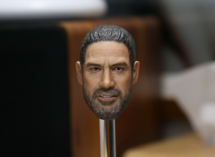 1/6 scale figure Accessory The Walking headsculpt Negan head shape for 12 Action figure doll ,Not included body and clothes 1 6th scale doll accessory conan the barbar headsculpt schwarzenegger head shape for 12 action figure not included body clothes