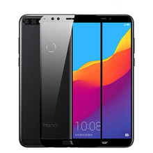 Honor7A Pro For Tempered Glass Huawei Honor 7A Screen Protector For Huawei Honor 7A Pro AUM-L29 Glass Protective Film Full Cover jonsnow for huawei honor 7c 5 7 aum l41 tempered glass lcd screen protector for honor 10 9 8 7a 7c pro aum l29 protective film