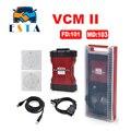 Fast Delivery VCM 2 V101 Diagnostic Scanner for fo-rd for mazda VCM II IDS Supports all F-ord Vehicles IDS VCM2 OBD2 Scanner