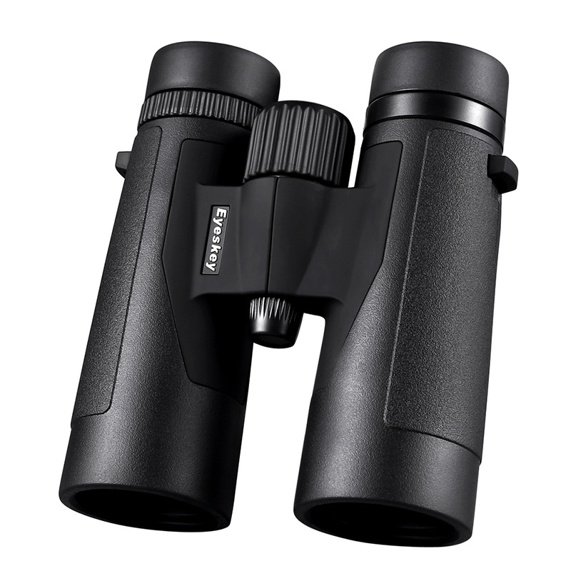 Eyeskey HD 10x42 Multi-color Powerful Binoculars with Bak4 Prism Telescope Professional Outdoor Sports Camping Hunting