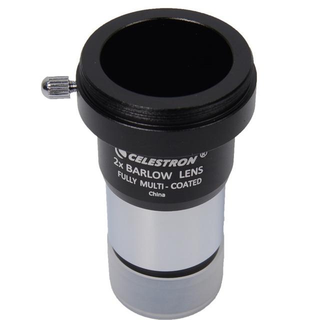 """1.25 """"2X Barlow Ống Kính Đa Tráng Băng Thông Rộng Phim Màu Xanh Lá Cây với M42 Chủ Đề Tùy Chọn T-cho Tất Cả Các Canon EOS SLR/Nikon DSLR Máy Ảnh"""