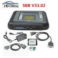 2020 최신 SBB V33.02/V46.02 자동차 키 프로그래머 자동 키 트랜스 폰더 프로그래밍 도구 최신 구성  작동하기 쉬운