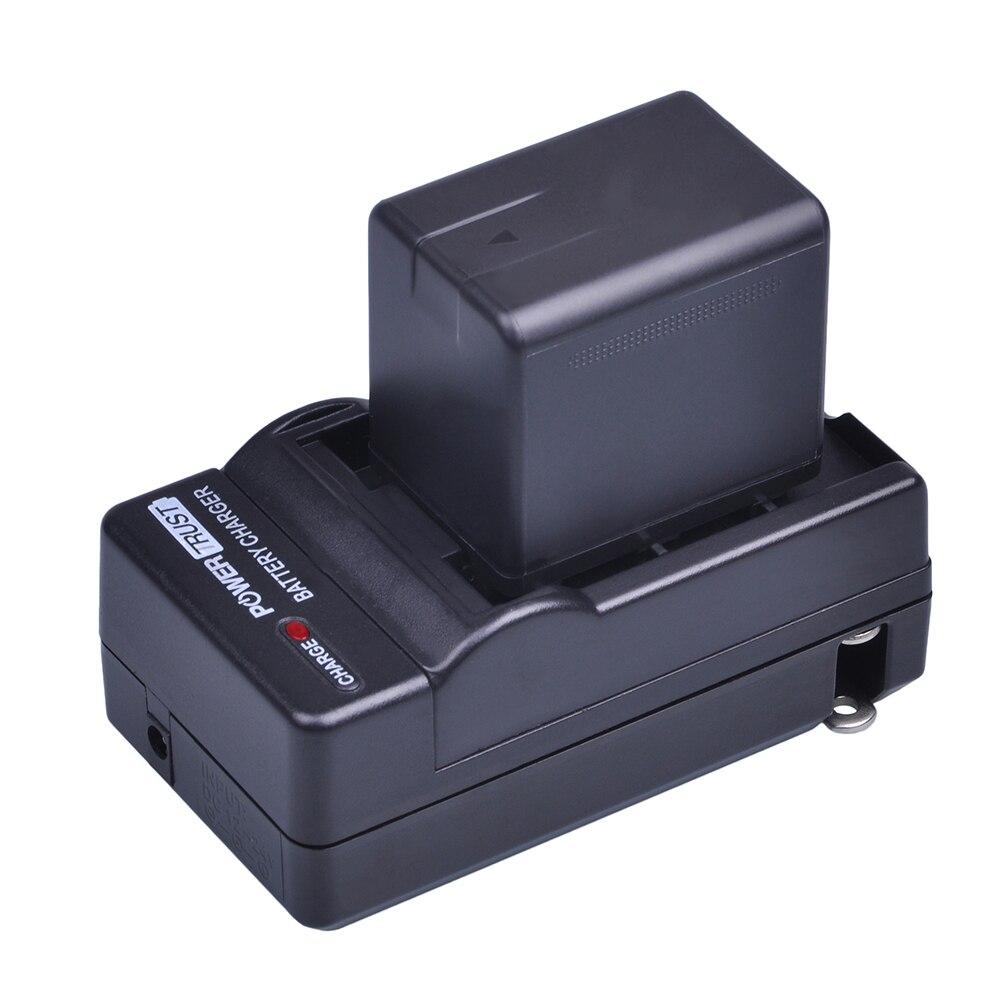 1x3600 mAh VW-VBK360 VW VBK360 VBK360 y cargador de batería para Panasonic HDC-HS80 SD40 SD60 SD80 SDX1 SDR-H100 H85 H95 HS60 HS80