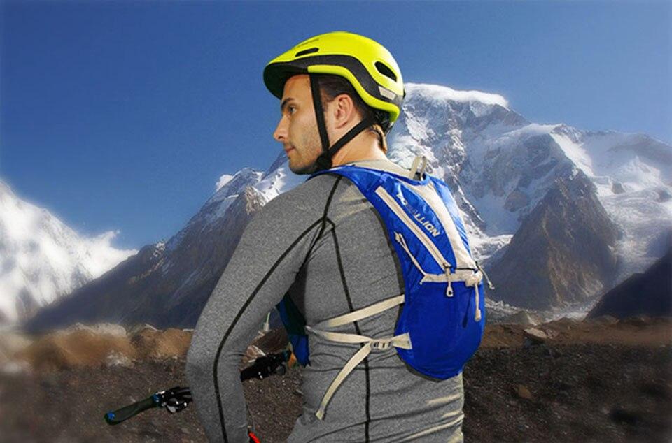 local 5l acampamento mochila caminhadas equitação escalada