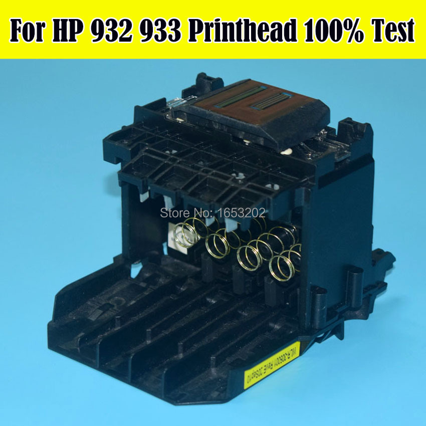 HP932 933 932XL TEST OK Original Print head For HP 932 933 Printhead For HP7110 HP7510 HP7512 HP7612 HP6700 HP7610 Printer 932 933 932xl 933xl printhead printer print head cable for hp officejet 6060 6060e 6100 6100e 6600 6700 7600 7610 7612
