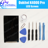 100 Original For Oukitel K4000 Pro Mobile Phone LCD Display Screen Assembly Replacement Free Torx Tools