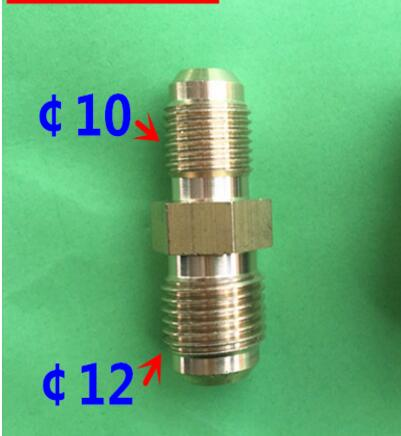 Air conditioning Fittings copper adapter 10mm to 12mm 12-16mm 1ph 1.5ph air conditioning butt joint 16mm djt 5