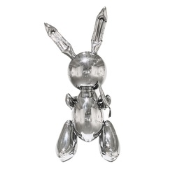 Jeff Koons Rabbit Cute Animals Resin Sculpture Wedding Decor Balloon Rabbit Nordic Style Moder Home Decoration Accessories