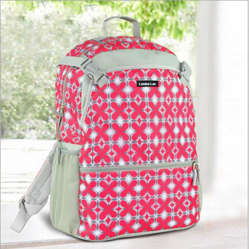 2016 Baby Diaper Bags Maternity Bag Bolsa Landau Sports Leisure Large Capacity Multi-functional Tennis Backpack Mummy Computer