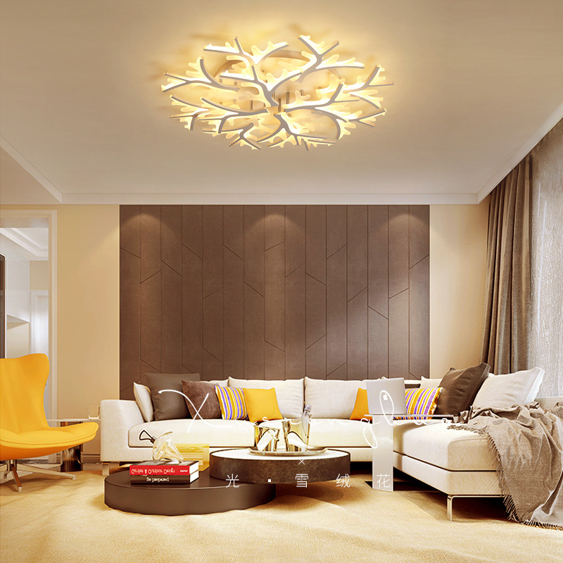 Modern LED Ceiling Lights Novelty Illumination Nordic Living Room Fixtures Home Ceiling Lighting Children Bedroom Ceiling Lamps