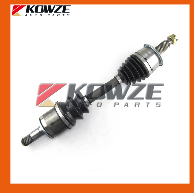 Left Front Axle Drive Shaft Assembly For Mitsubishi Pickup Triton L200 Pajero Sport KB4T KB8T KH4W KH8W 3815A307 2pcs head lamp head light red subface for mitsubishi pickup triton l200 kb4t kb8t kb9t 8301b466 8301b465 made in taiwan