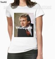 Tee4U Create A Shirt Online Short Crew Neck Donald Trump T Shirts