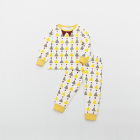 Peninsula Baby Cherry Grass Baby Costume New Autumn Thicken Infant Romper Baby Crawling Coverall Tracksuit Homeware