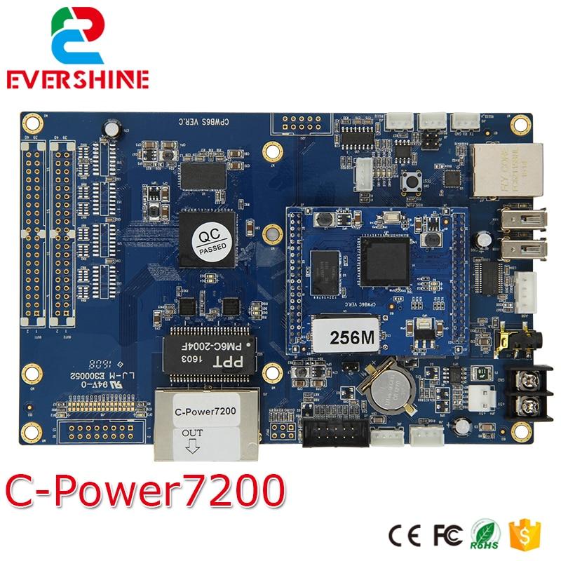 lumen c power7200 video assincrono levou controlador cartao de memoria placa principal faixa de controle de