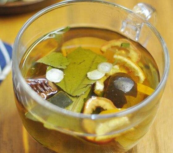 陈皮荷叶茶 2