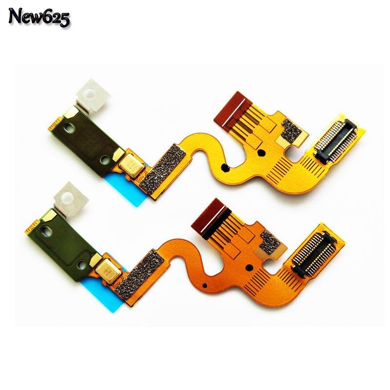 Original Microphone MIC Inner Flex Cable Module Repair Part For Motorola Droid Turbo 2 XT1585 XT1580 XT1581