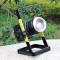 YUPARD CREE XM-L T6 СВЕТОДИОДНЫЙ прожектор прожектор 18650 аккумуляторная Прожектора дальней отдых открытый фонарик + зарядное устройство