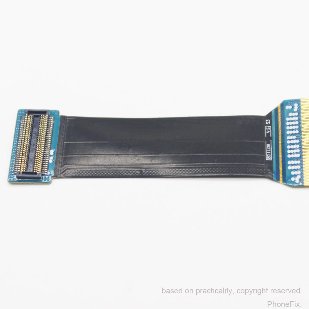 10PCS/lot 100% Original New Lcd Flex Cable Ribbon Flat Connector For Samsung A777
