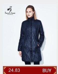 inverno longo parka mulher acolchoado casaco feminino