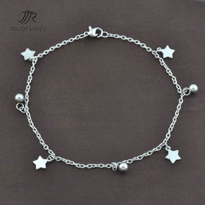 Michley Anklet Bracelet on Foot Ankle Bracelet
