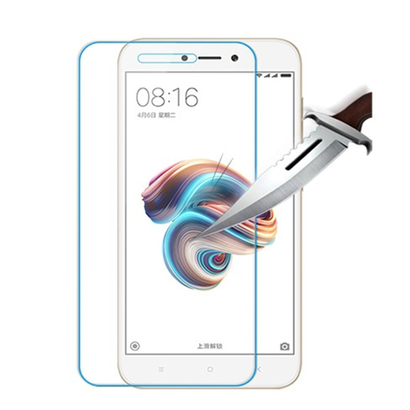 Tempered-Glass Screen-Protector Xiaom Note 5a Redmi 5-Plus 9H For A1 4x4a-Pro