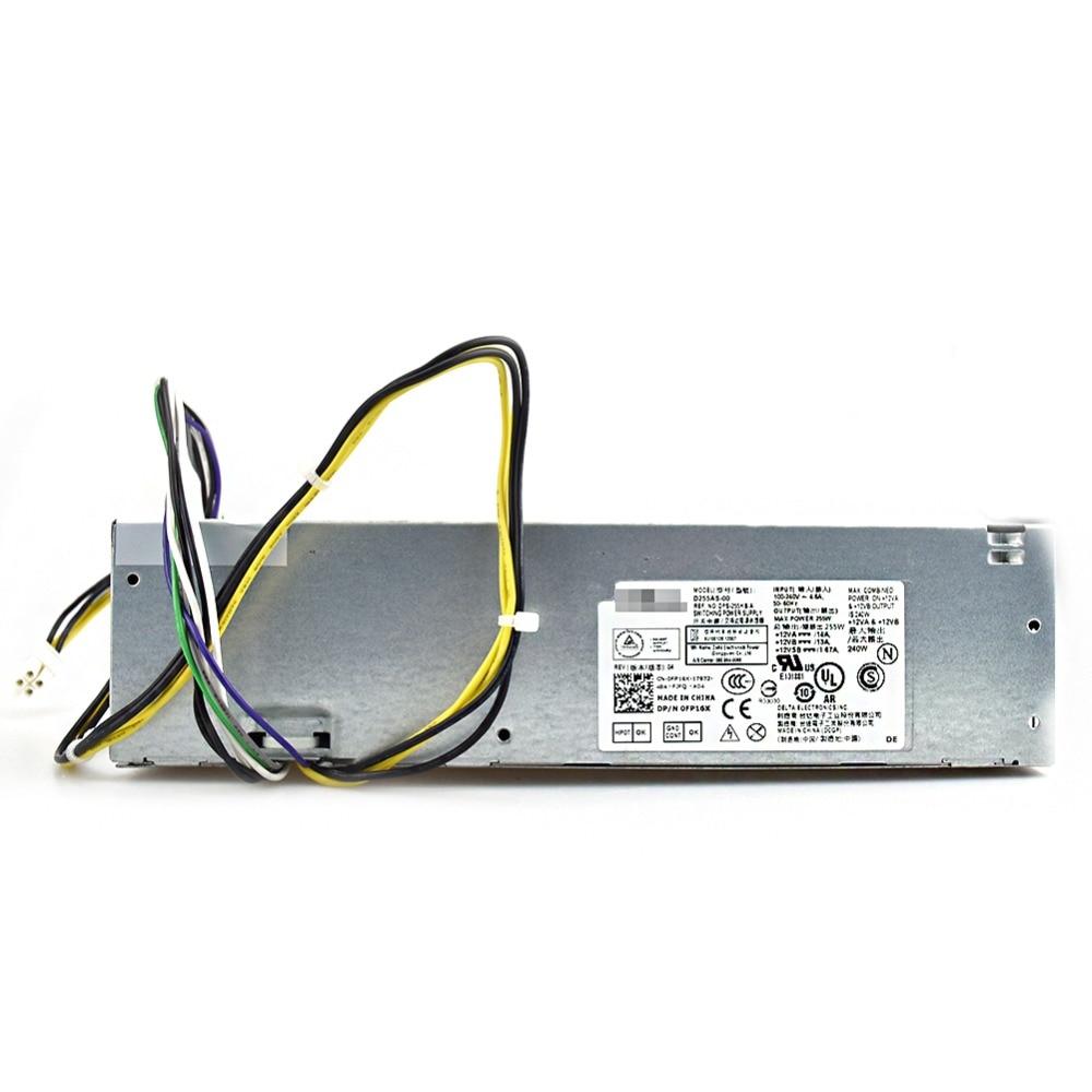 Dell 305 Watt Power Supply for Optiplex GX745 Renewed XK215 .