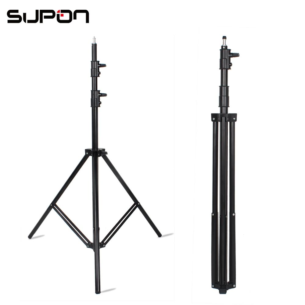 Godox 280cm 2.8m Heavy Duty Light Stand for Fresnel Tungsten Light TV Station Studio Photo Studio Tripods