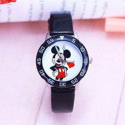 New fashion minnie desgin Watches Children Kids ladies women Boys gift Watch Casual Quartz student Wristwatch Relojes kol saati Pakistan