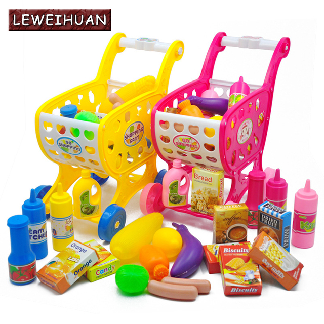 boys play kitchen set homedepot cabinets pretend toy plastic foods fruit and vegetables toys with shopping cart classic cooking