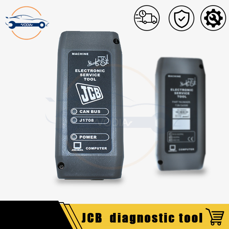 For JCB DIAGNOSTIC KIT (DLA) JCB Service Master Spare Parts JCB Agricultural Construction Diagnostic Scanner Tool