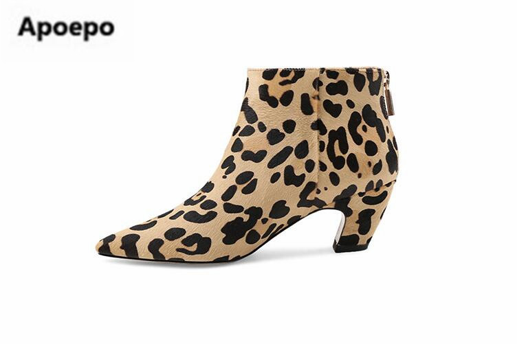 Vente en Gros animal print boots Galerie - Achetez à des Lots à Petits Prix  animal print boots sur Aliexpress.com e1678e9ec62b
