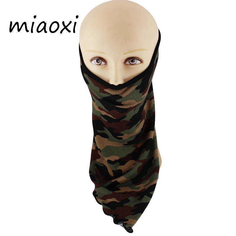 Miaoxi Buy Women Mask Adult Autumn Warm Outdoor Riding  Windproof Girl's Face Mask Scarf Headband Neck Visor