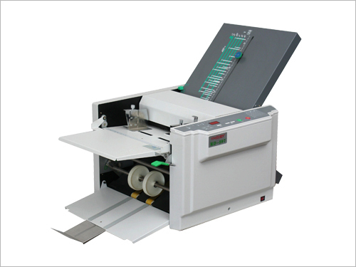 ZY 298 paper folding machine, paper folder machine , letter fold