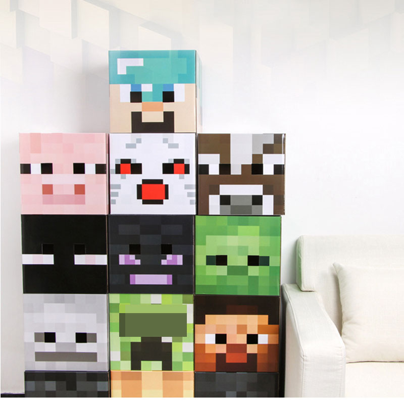 Minecraft Characters Steve Face