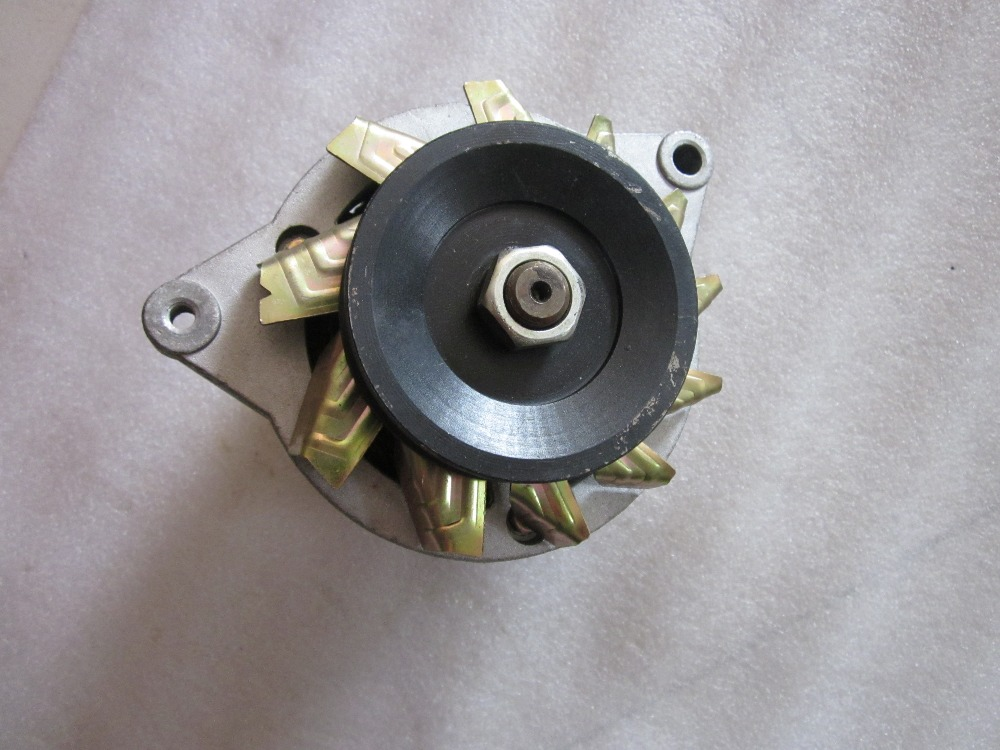 Laidong KAMA LL380B, the alternator, part number: laidong kama km385bt for tractors like jinma foton dongfeng the high pressure fuel pump 3i344 part number km385bt 10100