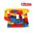 47 pcs rolamento de esferas ferroviário trajetória de blocos de construção iluminar tijolos diy corrida corrida bolas labirinto de aprendizagem educação brinquedos